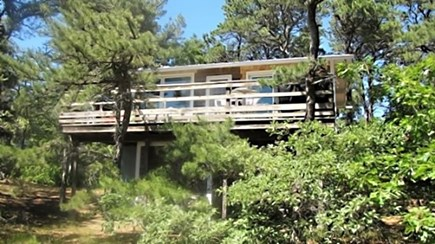 Wellfleet Cape Cod vacation rental - Wellfleet cottage with bay views