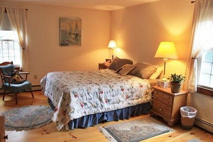 Brewster Cape Cod vacation rental - Upstairs bedroom with queen bed