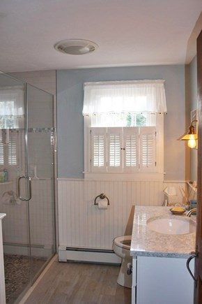 Brewster Cape Cod vacation rental - Newly renovated 1st fl. full bathroom