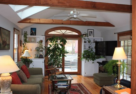 Brewster Cape Cod vacation rental - 1st floor Sun room