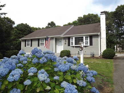 South Chatham Cape Cod vacation rental - Front of home