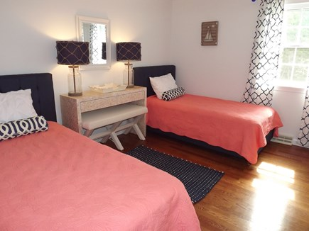 South Chatham Cape Cod vacation rental - Twin bedroom.