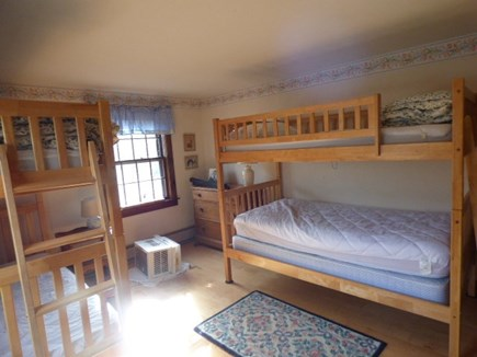 Dennis Cape Cod vacation rental - Bunk bedroom 2nd floor