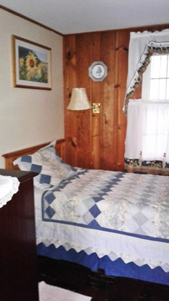Eastham Cape Cod vacation rental - Guest bedroom with Twin size bed,very comfortable