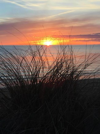 Eastham Cape Cod vacation rental - Beautiful sunsets