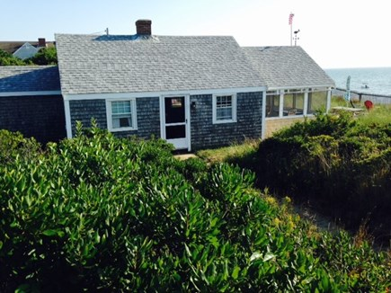 Eastham Cape Cod vacation rental - Front entrance