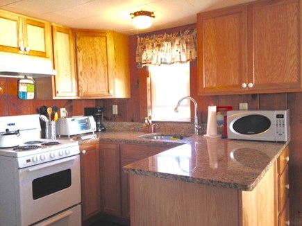 Eastham Cape Cod vacation rental - Efficient modern kitchen