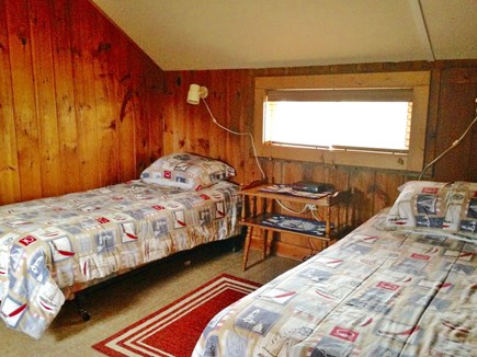 Eastham Cape Cod vacation rental - Bedroom with 2 twin beds