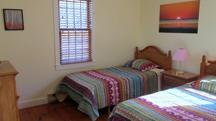 Eastham Cape Cod vacation rental - First Floor Bedroom - Twins