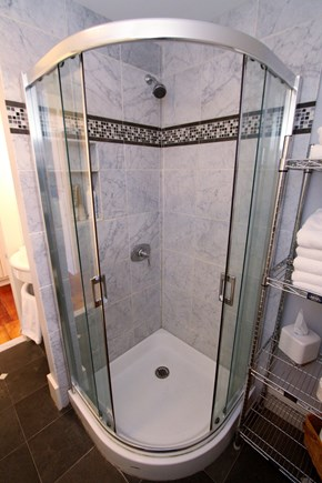 Wellfleet, Wellflleet Cape Cod vacation rental - Shower in bathroom