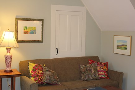 Wellfleet, Wellflleet Cape Cod vacation rental - Living room