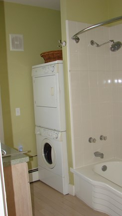 Provincetown Cape Cod vacation rental - Second Bath with Laundry