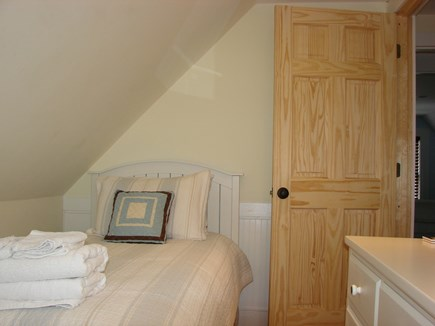 Provincetown Cape Cod vacation rental - Small 3rd Bedroom with Two Twin Beds