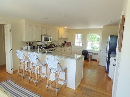 North Chatham Cape Cod vacation rental - Sparkling Kitchen, with Viking Appliances