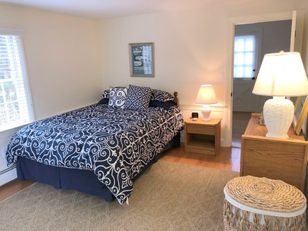 North Chatham Cape Cod vacation rental - Queen Bedroom on First Floor