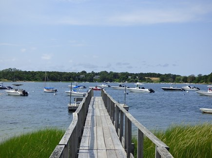 North Chatham Cape Cod vacation rental - Private Association Dock Across the Street!