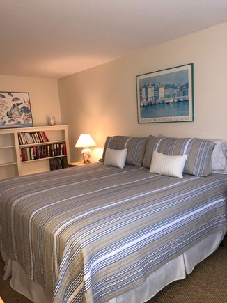 North Chatham Cape Cod vacation rental - King Bedroom, on First Floor