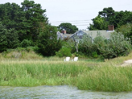 North Chatham Cape Cod vacation rental - Private Beach, on Crow's Pond, Across the Street