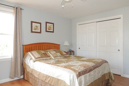 West Harwich Cape Cod vacation rental - Sunny with queen size bed