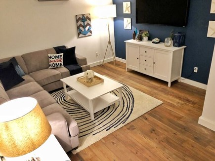 Provincetown Cape Cod vacation rental - Media Room