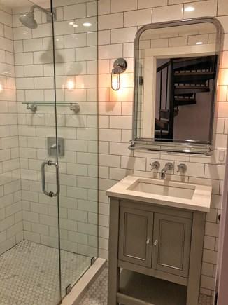 Provincetown Cape Cod vacation rental - Master Bathroom