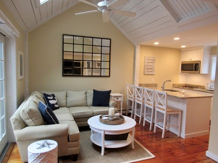 New Seabury, Maushop Village  New Seabury vacation rental - Step in and be greeted by a remodeled open floor plan.