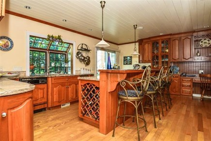 South Yarmouth Cape Cod vacation rental - Gourmet Kitchen