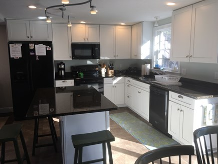 Eastham Cape Cod vacation rental - Well lit kitchen