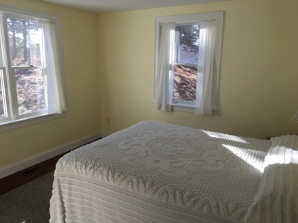 Eastham Cape Cod vacation rental - Downstairs bedroom with queen size bed