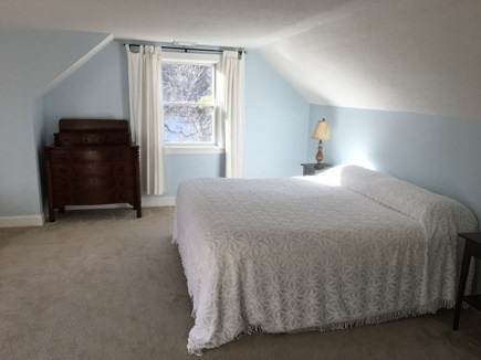 Eastham Cape Cod vacation rental - Upstairs bedroom King size bed