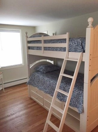 Orleans Cape Cod vacation rental - Bunkbed in 3rd bedroom