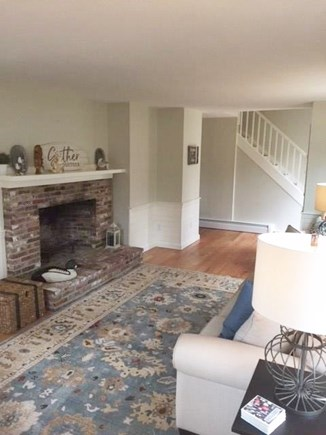 Orleans Cape Cod vacation rental - Beautiful open living room