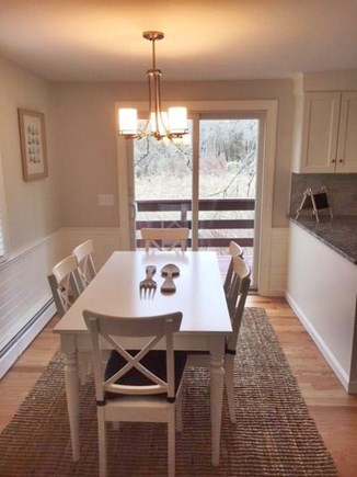 Orleans Cape Cod vacation rental - Exendable table to seat up to more than 6