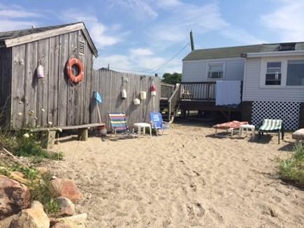 Fairhaven MA vacation rental - Beach Side