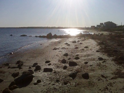 Fairhaven MA vacation rental - Sunset