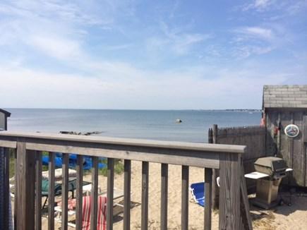 Fairhaven MA vacation rental - Deck Again