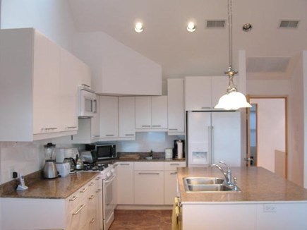 Brewster Cape Cod vacation rental - Second level fully-equipped kitchen