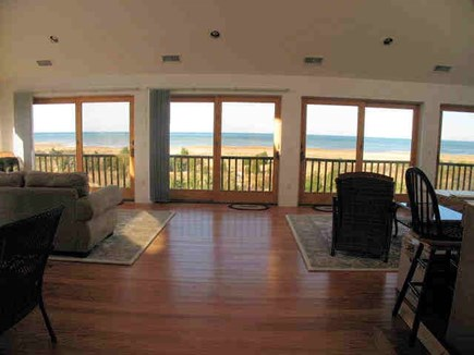 Brewster Cape Cod vacation rental - 2nd Level - amazing view upon entering