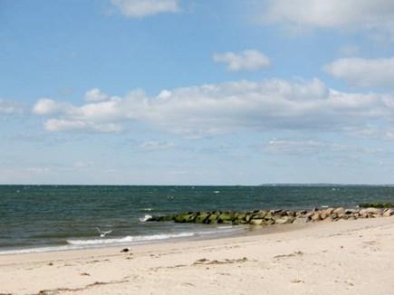 Dennis Port Cape Cod vacation rental - Glendon Beach on Nantucket Sound is just steps away