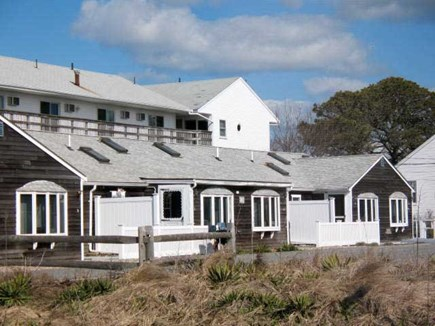 Dennis Port Cape Cod vacation rental - Front View of condo