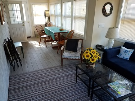south yarmouth Cape Cod vacation rental - Sun Porch