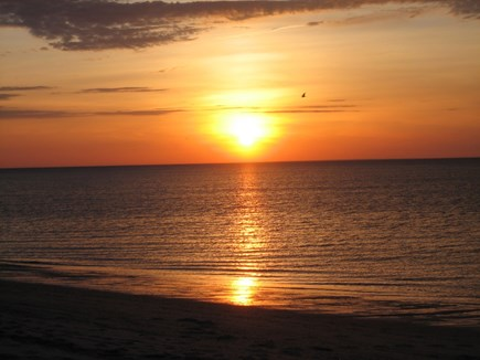 Brewster Cape Cod vacation rental - Head back to the beach for sunset -- it's only five minutes away