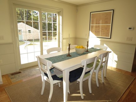 Brewster Cape Cod vacation rental - Appealing new dining area