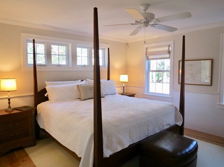 Brewster Cape Cod vacation rental - First floor master with a king bed