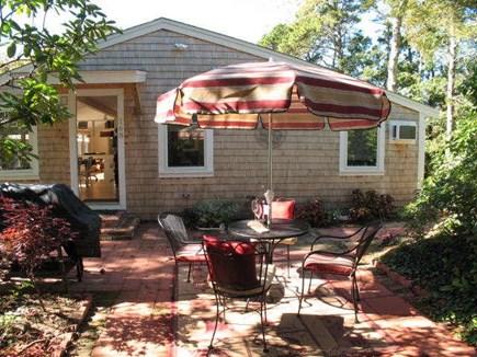 Brewster Cape Cod vacation rental - Brick Patio