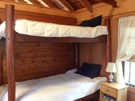 Brewster Cape Cod vacation rental - Bedroom bunks.