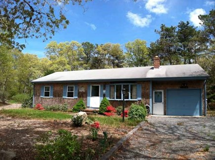 Brewster Cape Cod vacation rental - Front