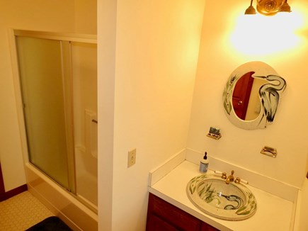 Harwich Cape Cod vacation rental - Full bath, main level.  There are threefull baths in all.
