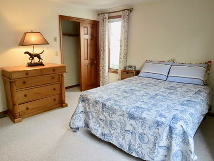 Harwich Cape Cod vacation rental - Queen bedroom, main level.