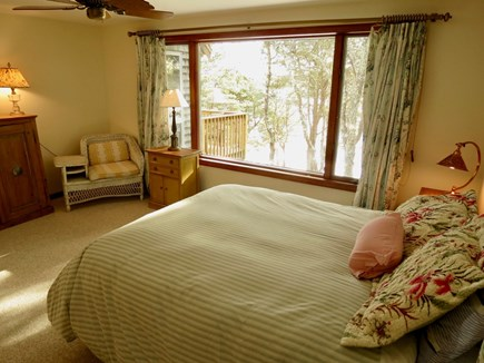 Harwich Cape Cod vacation rental - Second bedroom on the main level has this luxurious queen bed
